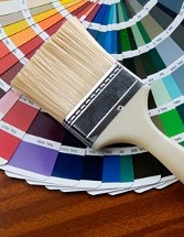 Paint Colours, Interior Decorators in Basingstoke, Hampshire